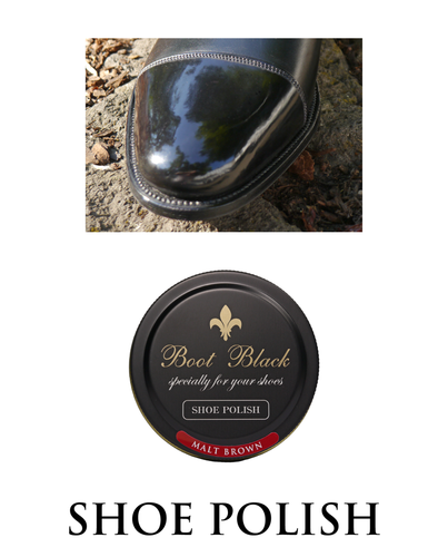 BB Shoe Polish - shoe wax