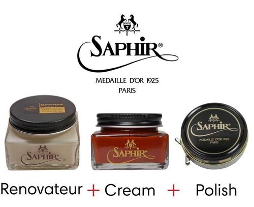 Starter Set Renovateur Saphir Medaille d'Or
